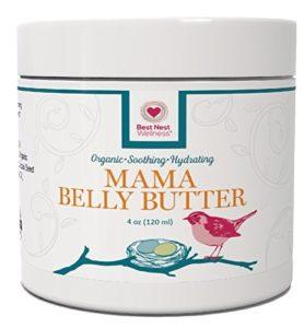 Best Nest Mama Belly Butter
