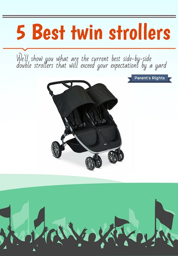 Best Twins Strollers image