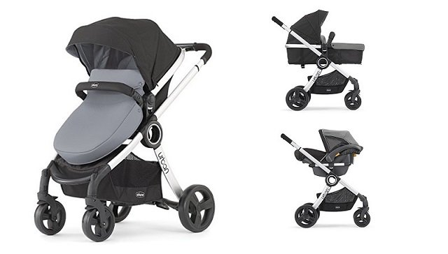 Chicco Urban Strollers With Bassinet And Car Seat