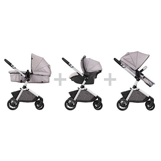 Strollers with Bassinet and Car Seat