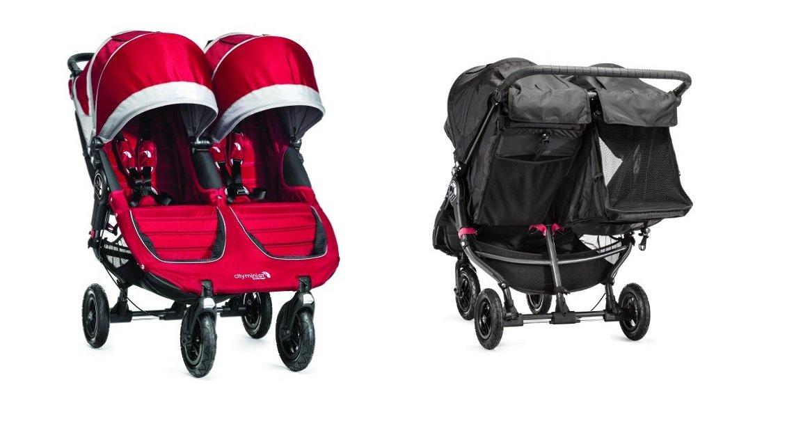 Twin stroller 3