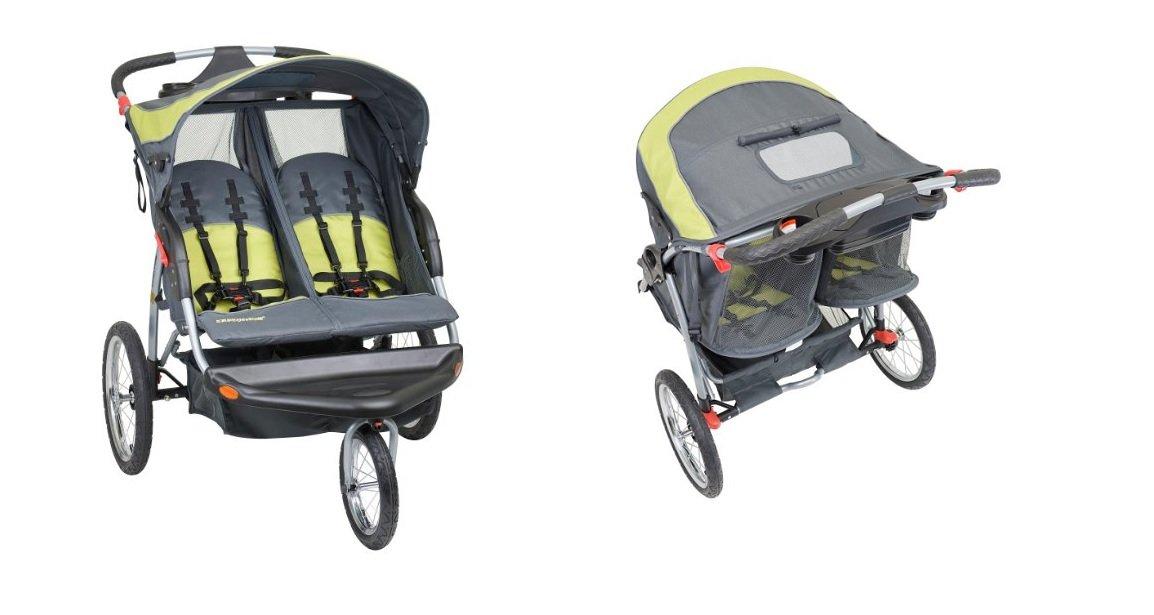 Twin stroller 4