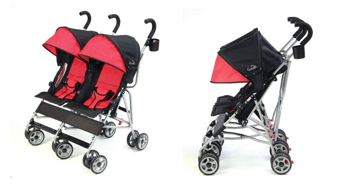 Twin stroller 5
