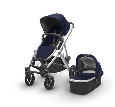 UPPAbaby 2017 Vista Stroller with Bassinet