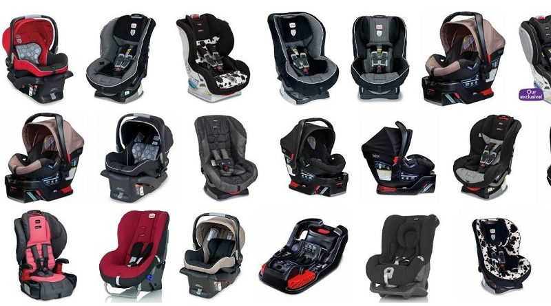 BEST Double Stroller Compatible With Britax Car Seat