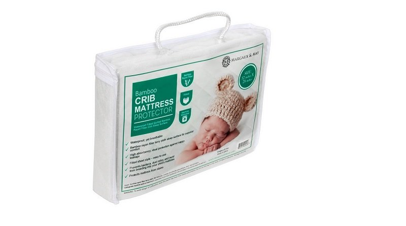 Best Crib Mattress Protector Pad By Margaux May Parent S Rights