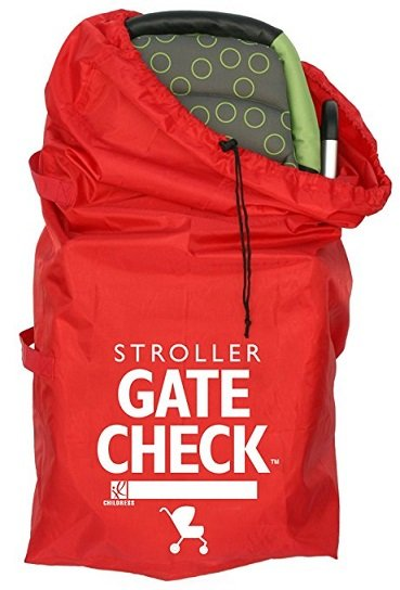 double stroller bag for airplane