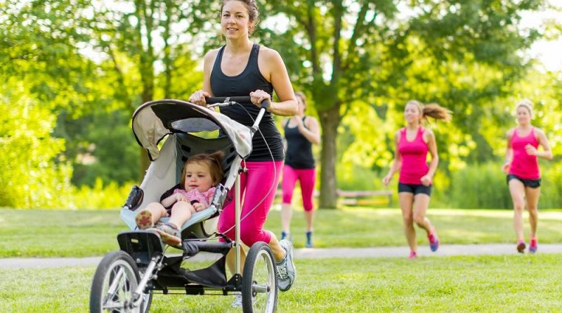 jogging strollers featured